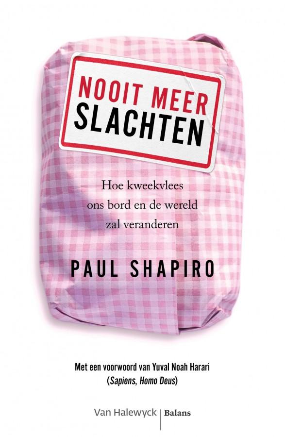 Nooit meer slachten (e-book)