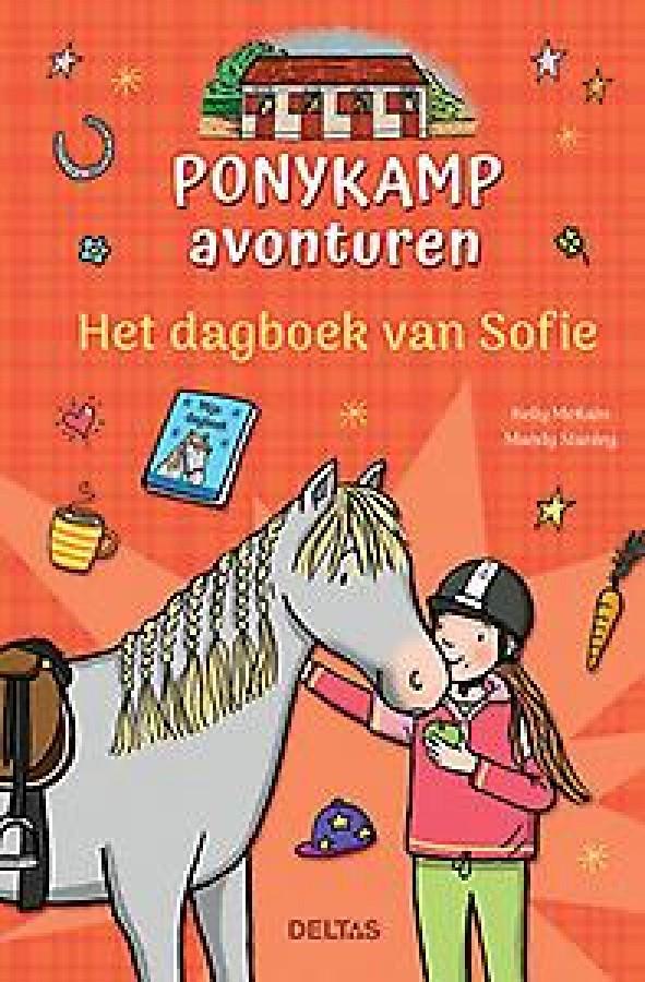 Ponykamp avonturen - Het dagboek van Sofie