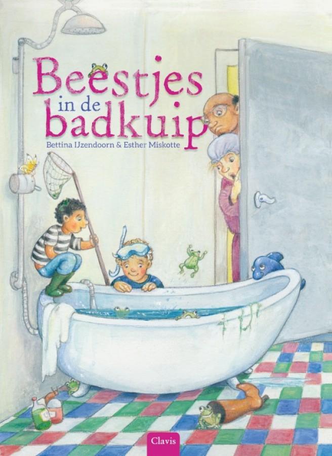 Beestjes in de badkuip