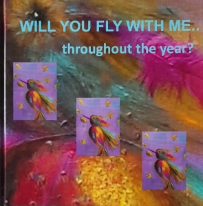 WILL YOU FLY WITH ME.. throughout the year?