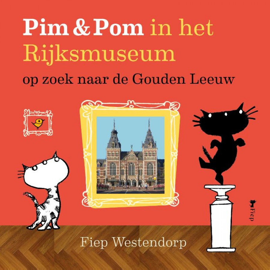 Pim en Pom in het Rijksmuseum