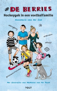 De berries: Hockeygek in een voetbalfamilie