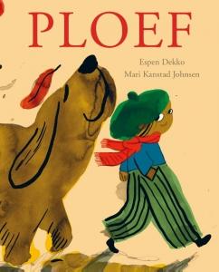 Ploef - Ploef is de naam van de hond van Edward die genoeg gerend heeft
