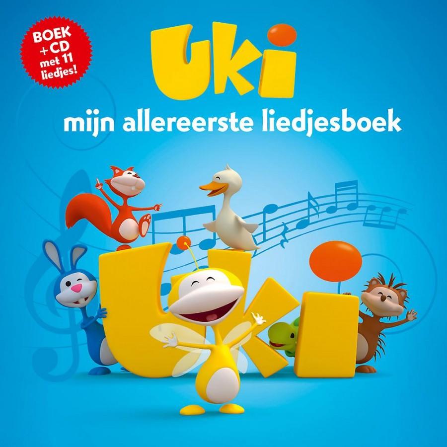 Uki: Mijn allereerste liedjesboek