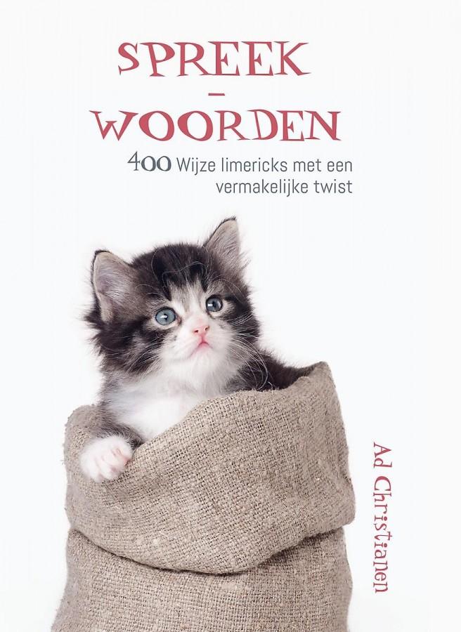 SPREEK-WOORDEN - 400 Wijze limericks met een vermakelijke twist