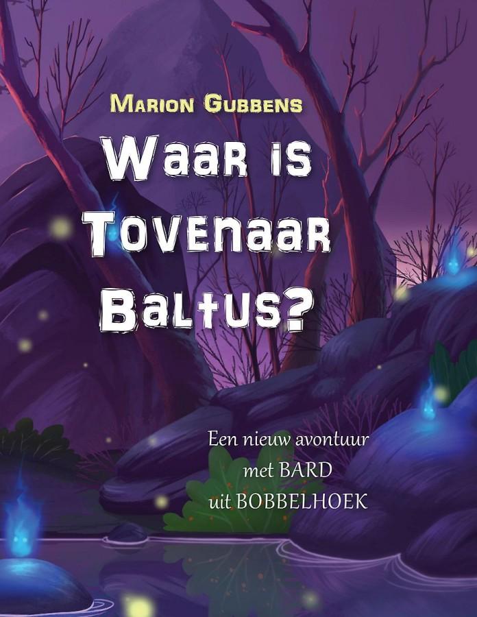Waar is tovenaar Baltus? - Een nieuw avontuur met Bard uit Bobbelhoek