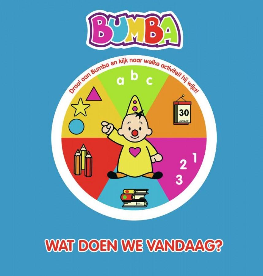 Bumba : interactief boek - wat lezen we vandaag?
