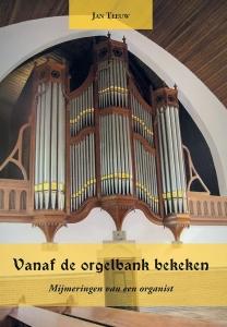 Vanaf de orgelbank bekeken