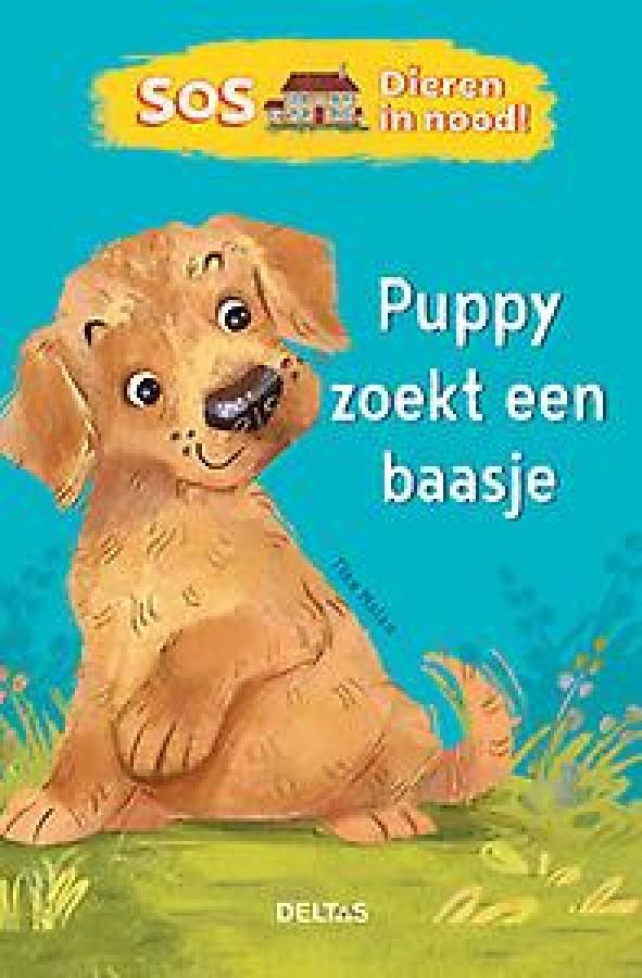 SOS Dieren in nood! Puppy zoekt een baasje
