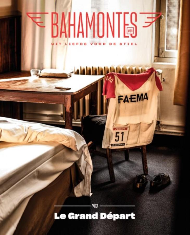 Bahamontes 26 Le Grand Départ