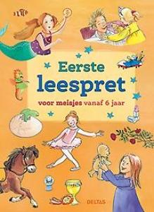 Eerste leespret voor meisjes vanaf 6 jaar