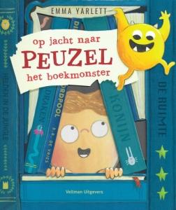 Op jacht naar Peuzel het boekmonster