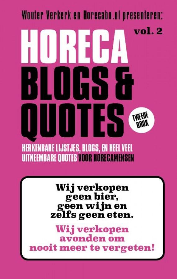 Horeca Blogs & Quotes vol.2