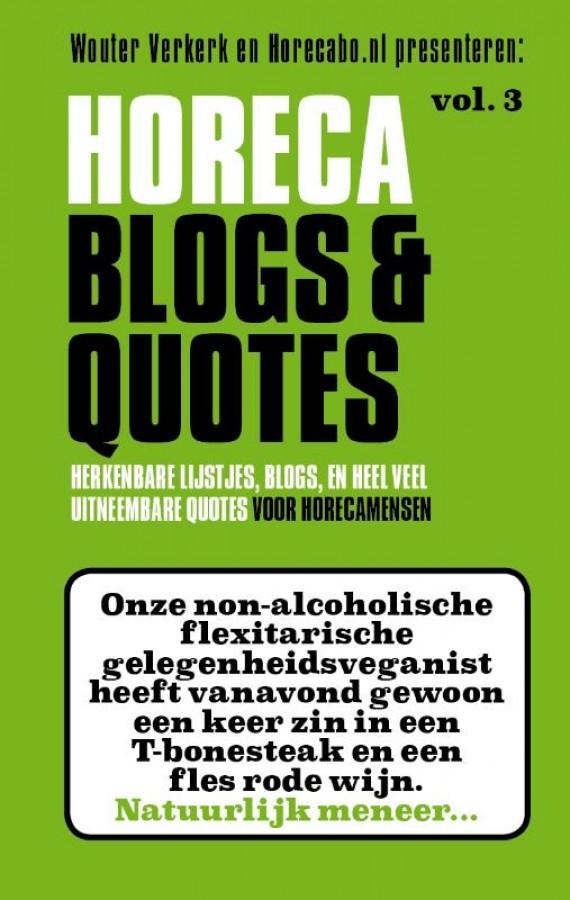 Horeca Blogs & Quotes vol.3