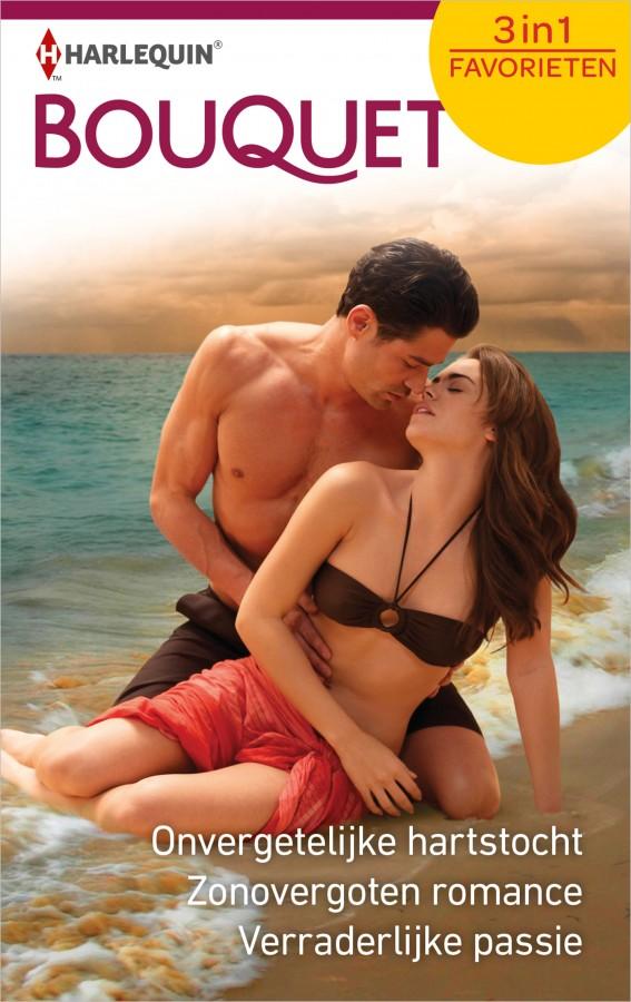 Onvergetelijke hartstocht , Zonovergoten romance , Verraderlijke passie