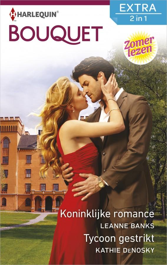Koninklijke romance , Tycoon gestrikt