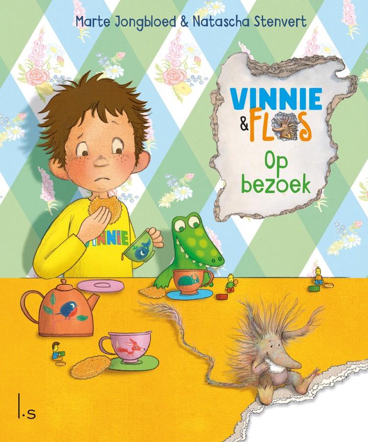 Vinnie & Flos - Op bezoek