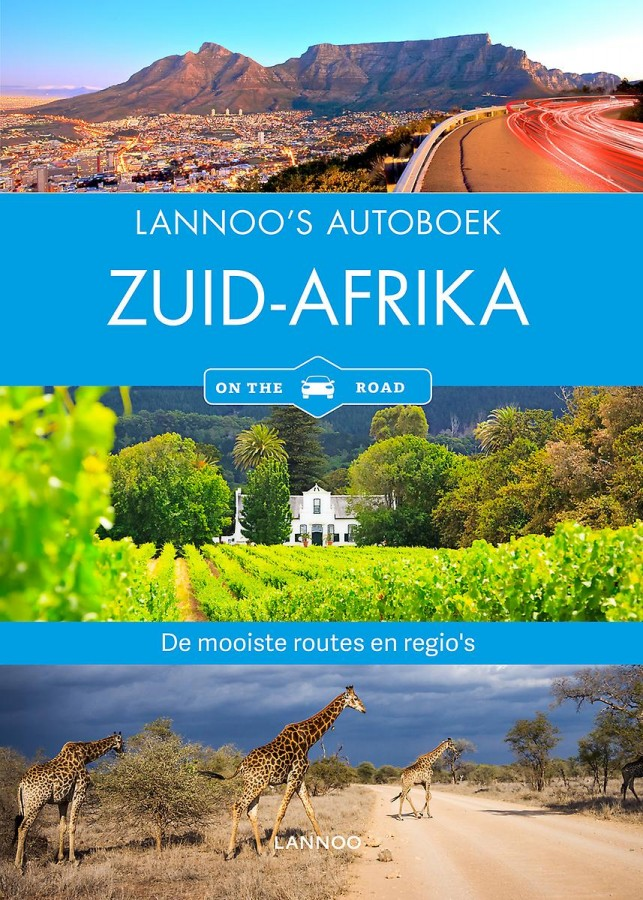 Lannoo's Autoboek - Zuid-Afrika on the road
