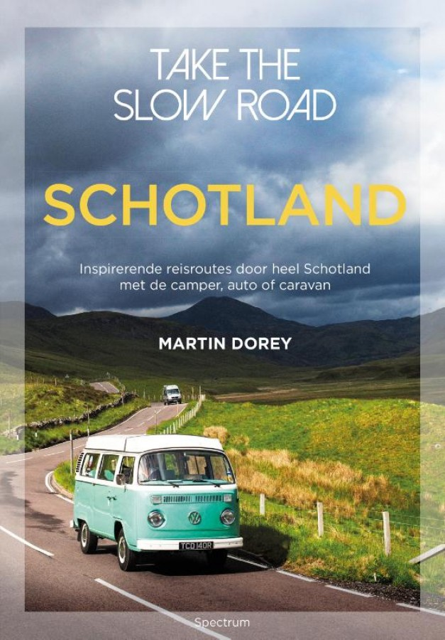 Take the slow road Schotland