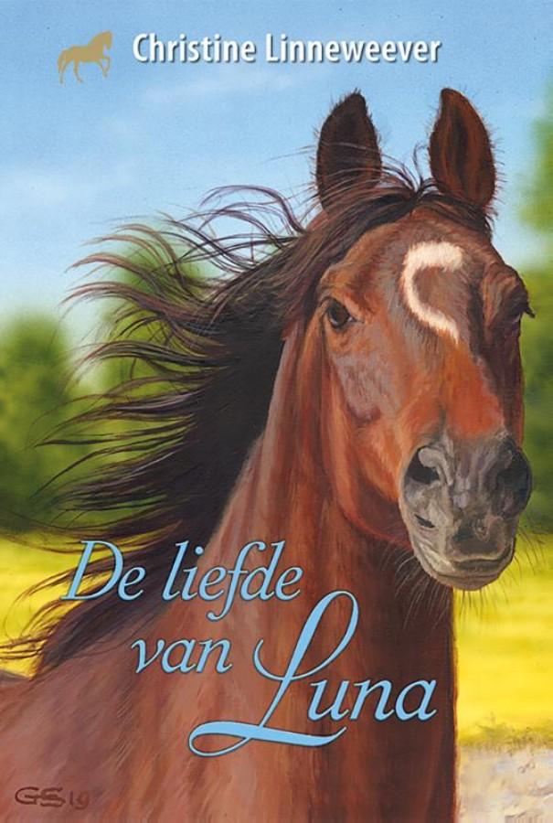 Gouden paarden. De liefde van Luna