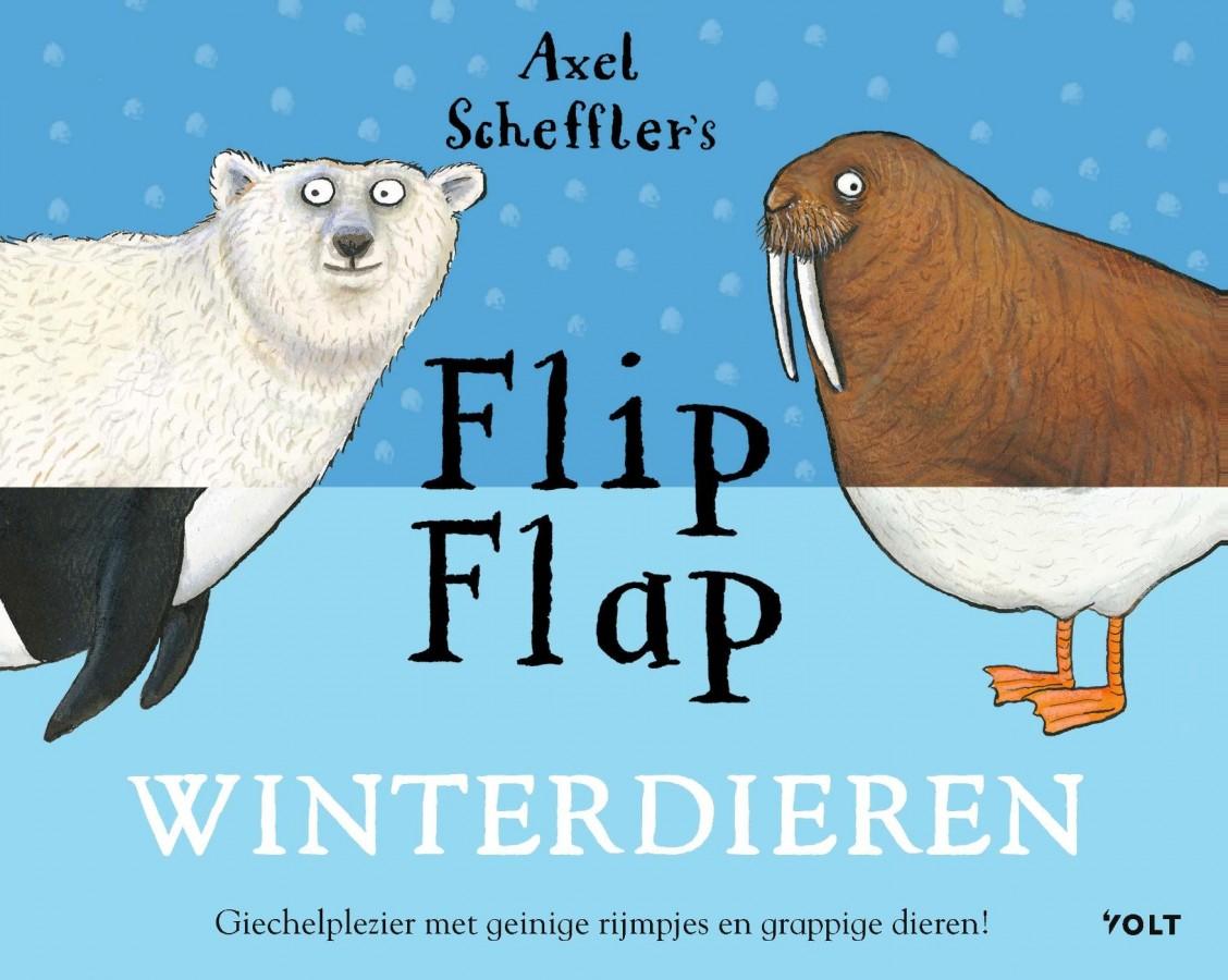 Flip Flap Winterdieren