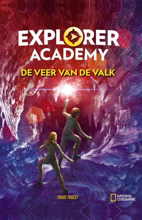 Explorer Academy: De veer van de valk