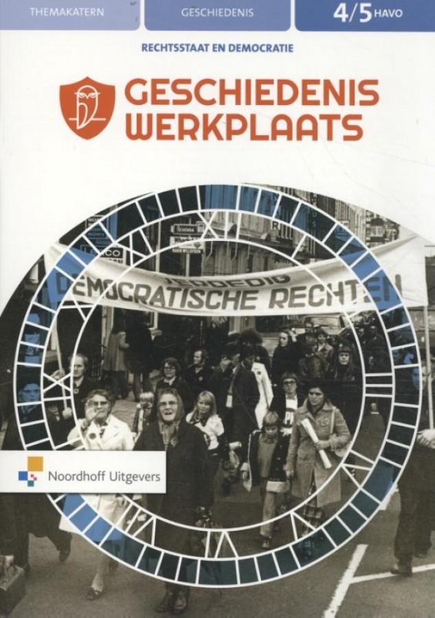 Geschiedeniswerkplaats 3e ed havo Themakatern Rechtstaat en democratie