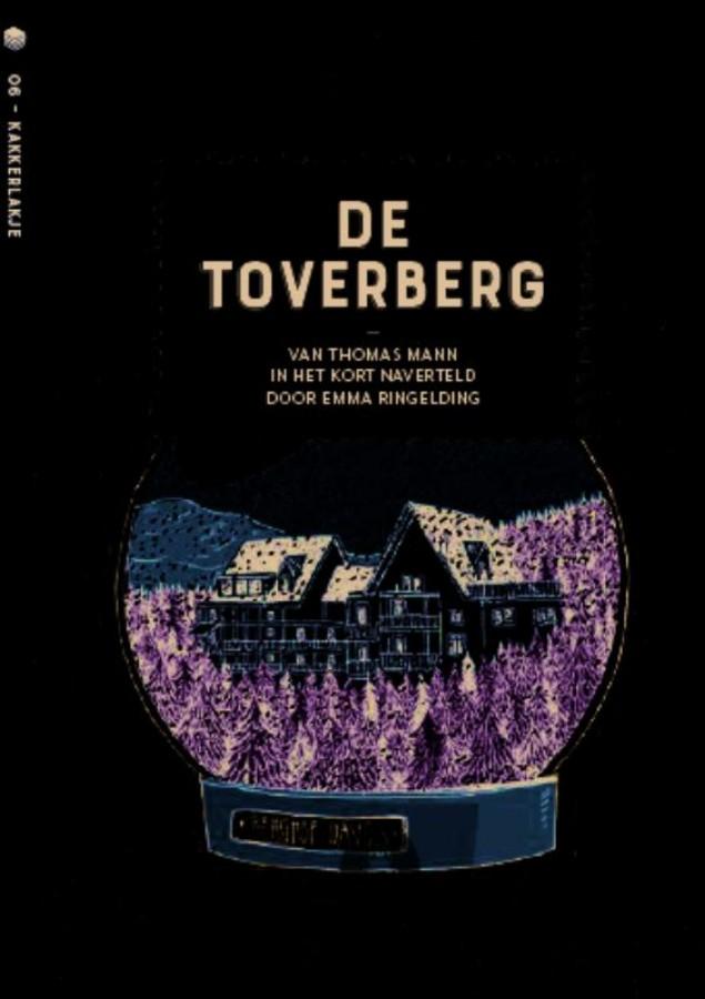 De toverberg (set van 6)