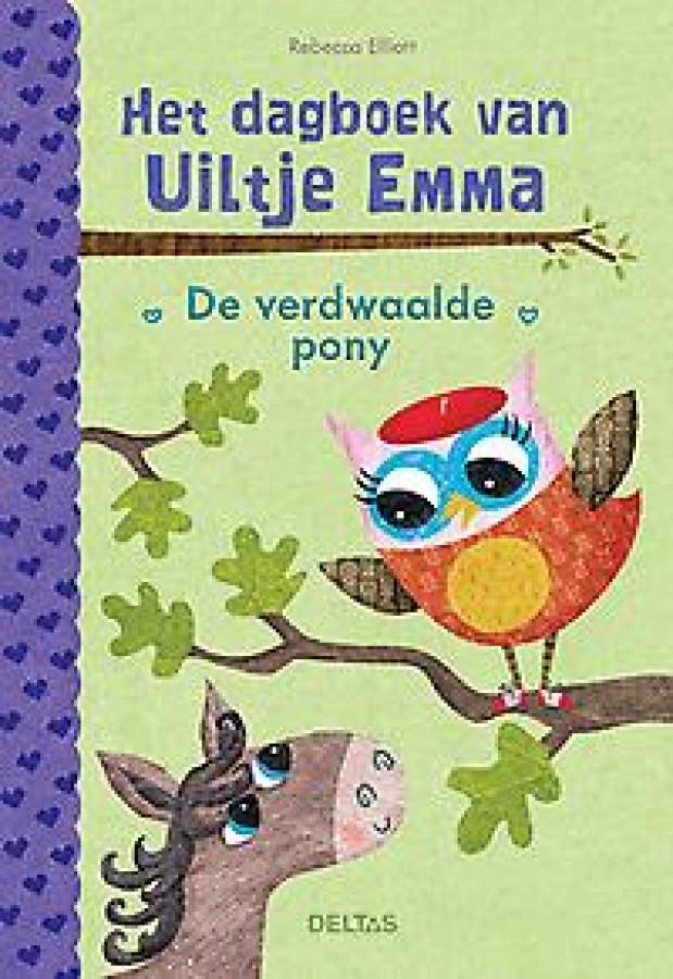 Het dagboek van Uiltje Emma - De verdwaalde pony