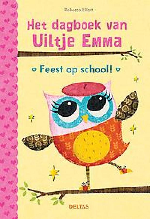 Het dagboek van Uiltje Emma - Feest op school