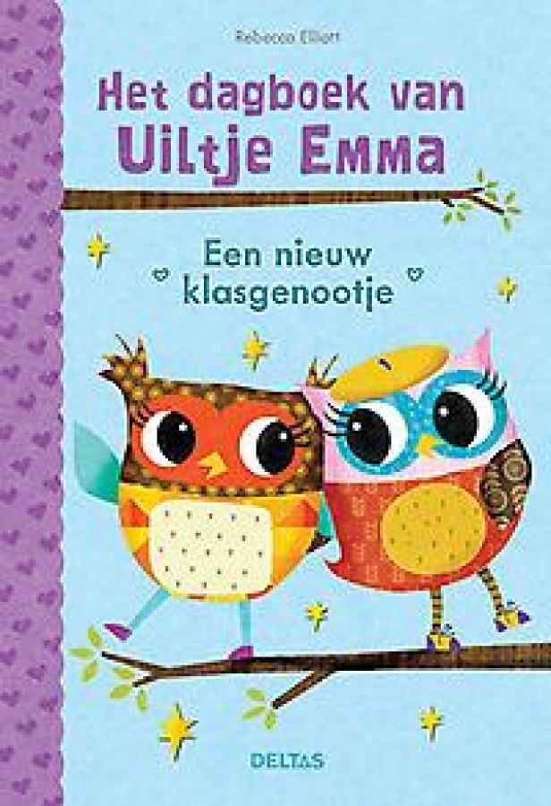 Het dagboek van Uiltje Emma - Een nieuw klasgenootje