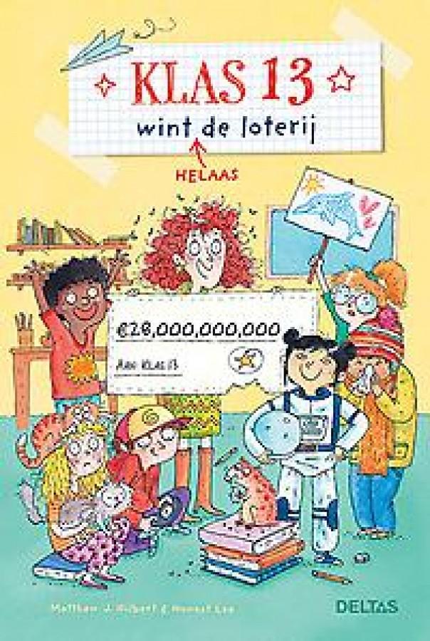 Klas 13 wint de loterij