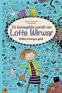 De knotsgekke wereld van Lotte Wirwar - Kikkers brengen geluk