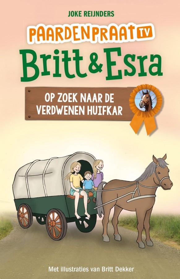 Britt & Esra : Op zoek naar de verdwenen huifkar