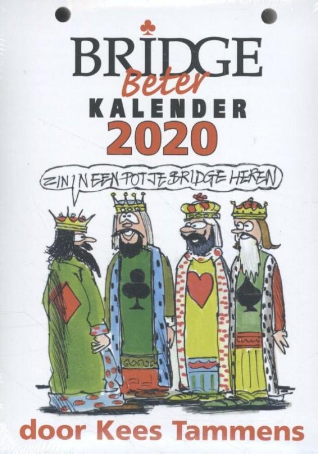 Bridge Beter kalender 2020