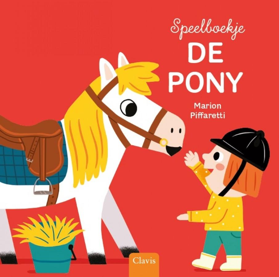 Speelboekje. De pony