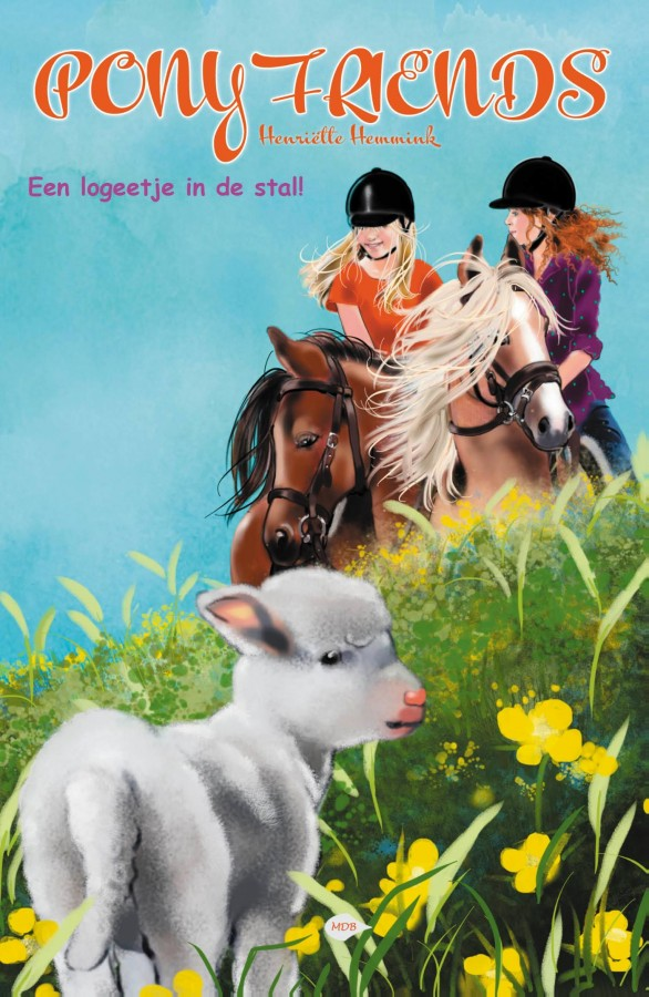 Pony Friends - Een logeetje in de stal!