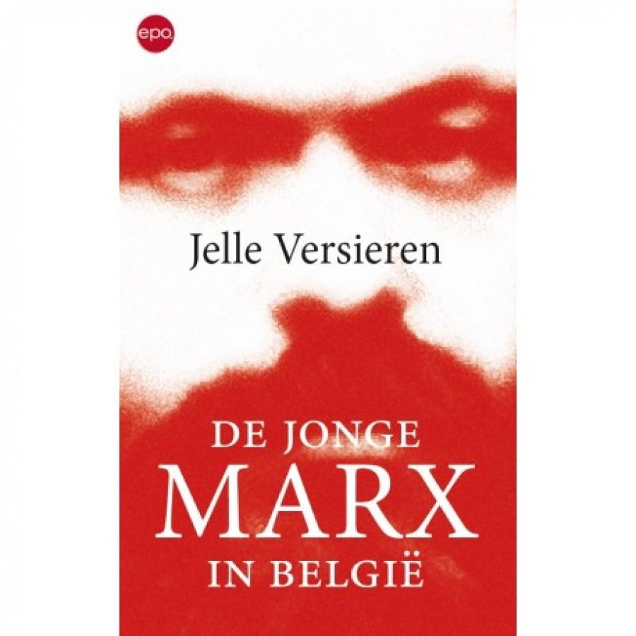 De jonge Marx in Brussel