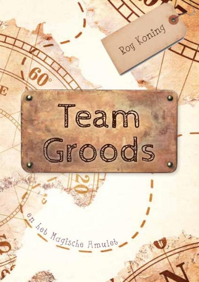 Team Groods - En het magische amulet
