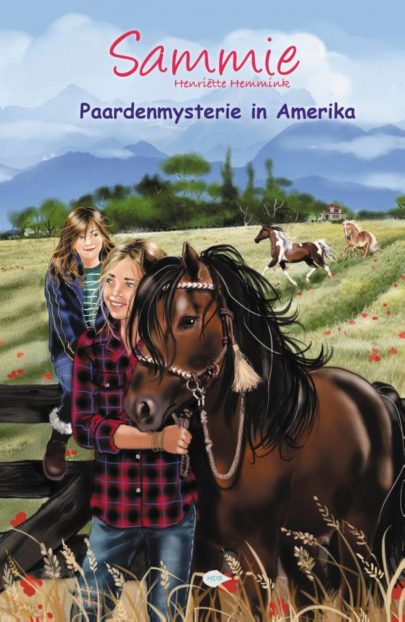 Sammie - Paardenmysterie in Amerika