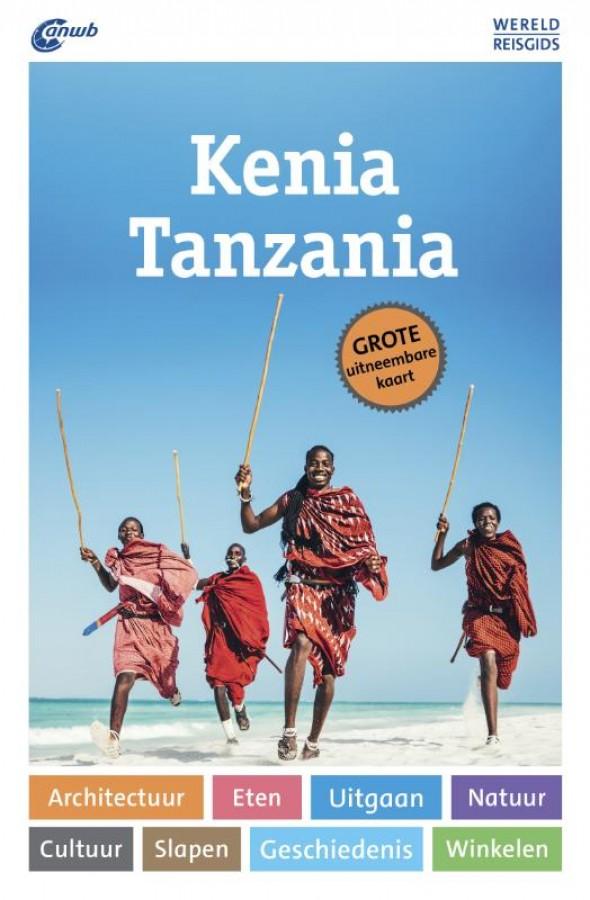 ANWB Wereldreisgids Kenia Tanzania