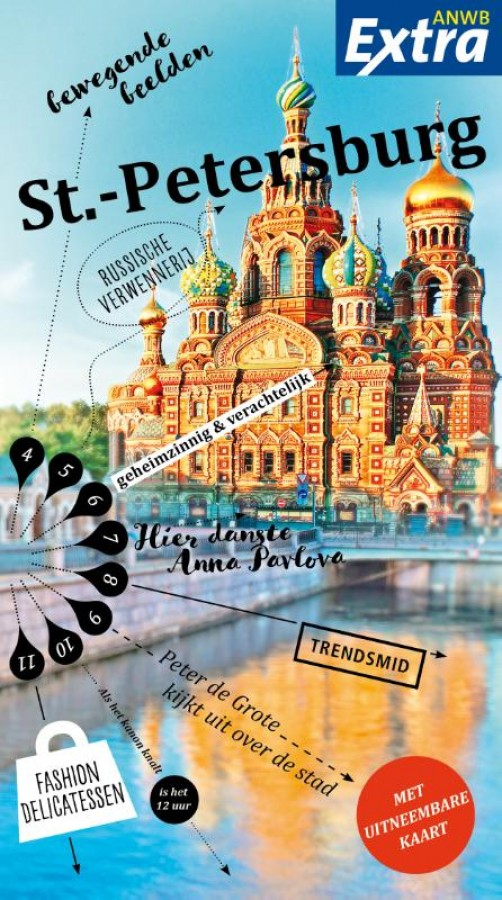 ANWB Extra Sint-Petersburg