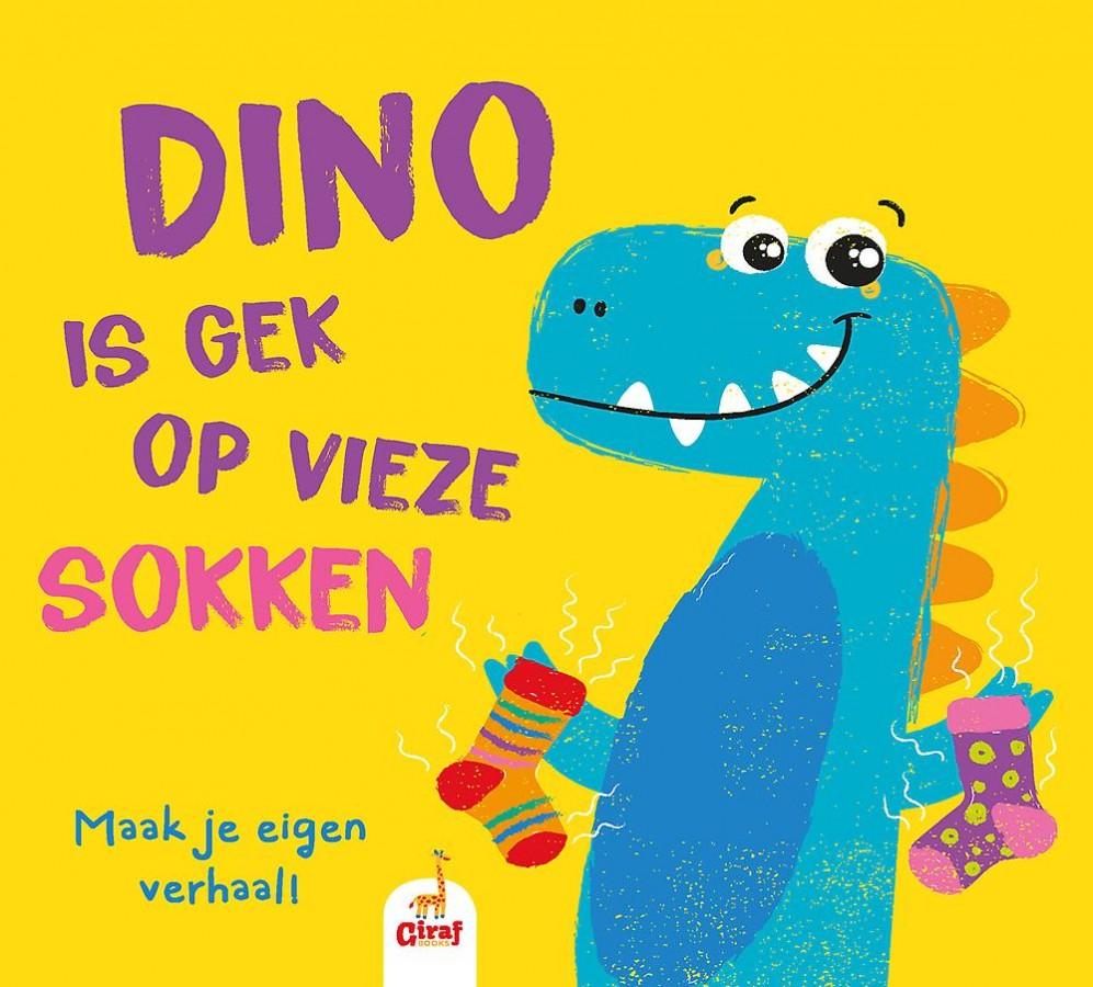 Dino is gek op vieze sokken