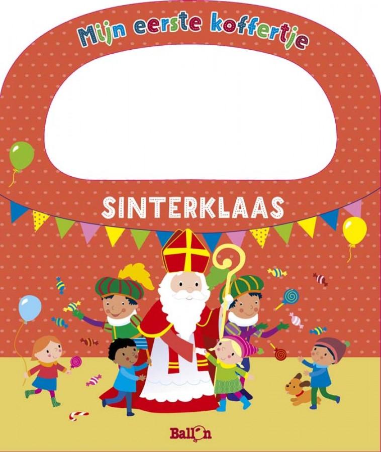Mijn eerste koffertje - Sinterklaas