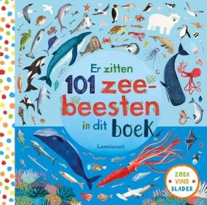Er zitten 101 zeebeesten in dit boek