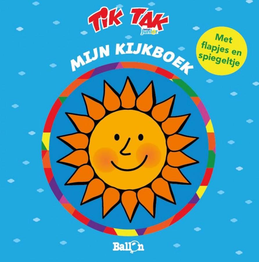 Tik Tak - Mijn kijkboek (Flappenboek met spiegeltje)
