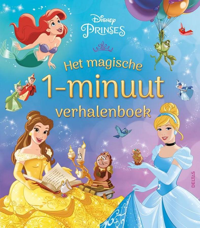 Disney Het magische 1-minuut verhalenboek Prinses