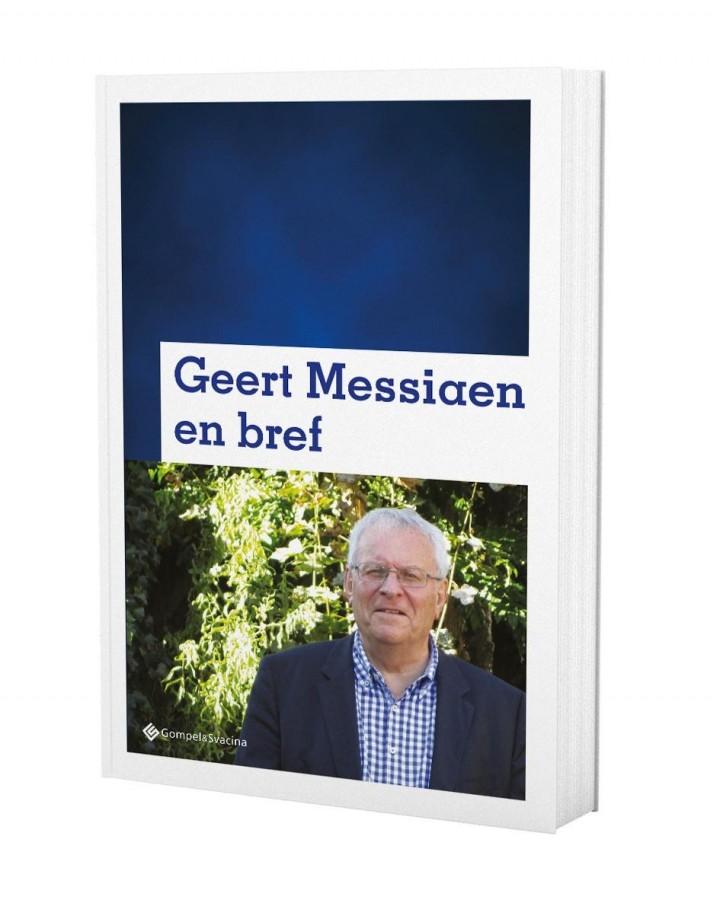 Geert Messiaen en bref