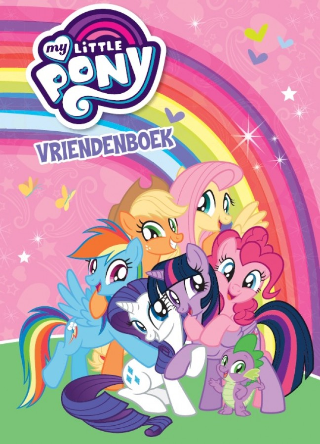 My Little Pony Vriendenboek