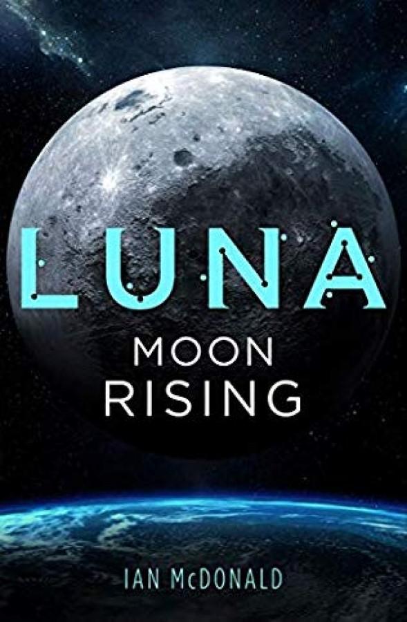 McDonald Luna - Moon rising